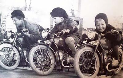 The Antique Motorcycle Club of America - Diamond Chapter
