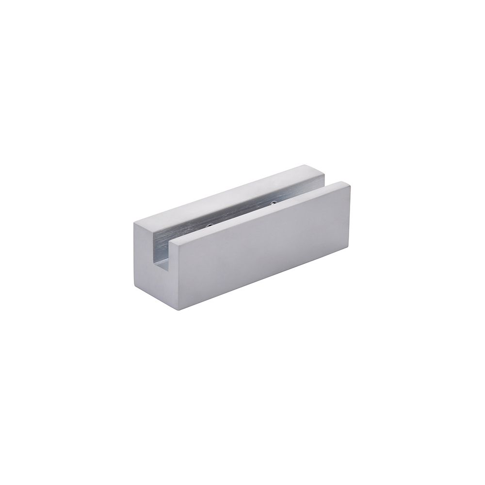 Aluminium Sign Clamps With Square Style Design For 4mm To 8mm Glass Or Acrylic Sheet Http Www Unifitting Net Standoffs Aluminum Signs Clamps Acrylic Panels