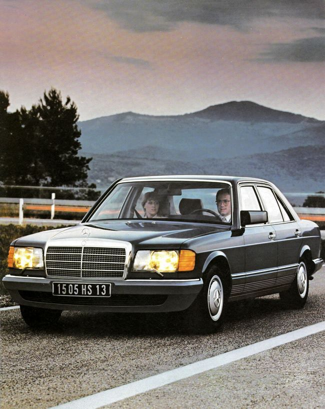 mercedes class s type w126 1979 91 benz w126 pinterest. Black Bedroom Furniture Sets. Home Design Ideas