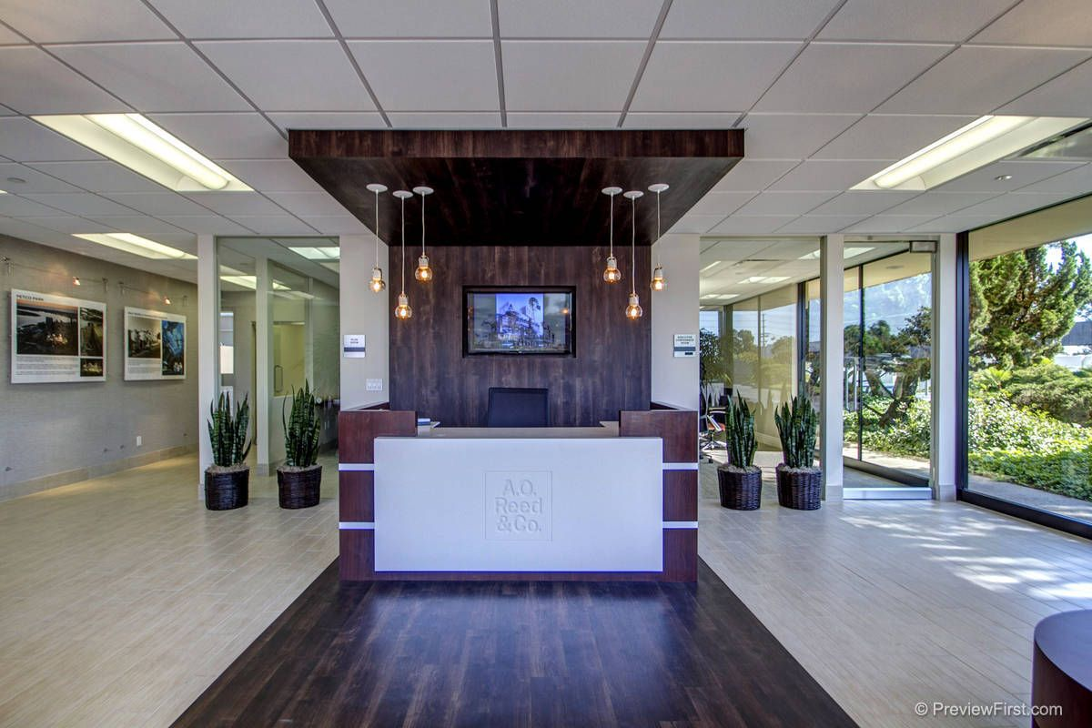 san diego office design. Stunning Reception With Hand Etched Desk #office #lobby #interior Design #san Diego San Office A