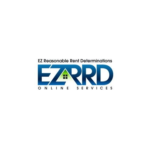 EZRRD - Create a unique logo for EZRRD online services.