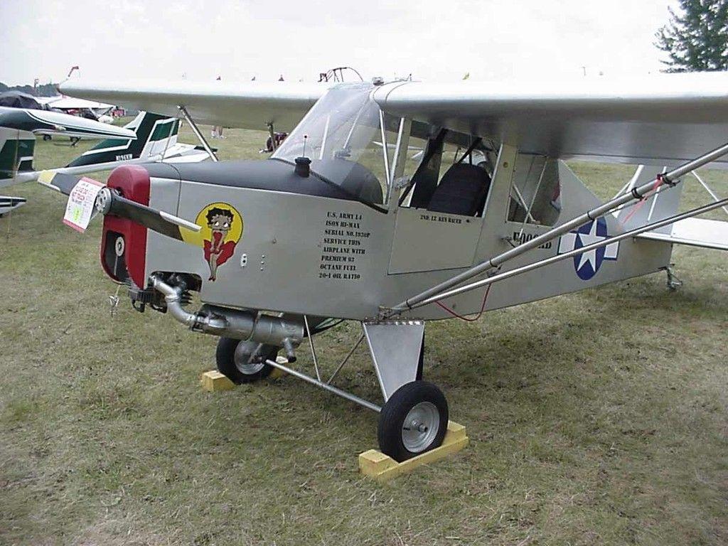 1700R Hi-Max Aircraft Kits and Plans - Team Mini-Max, The World's