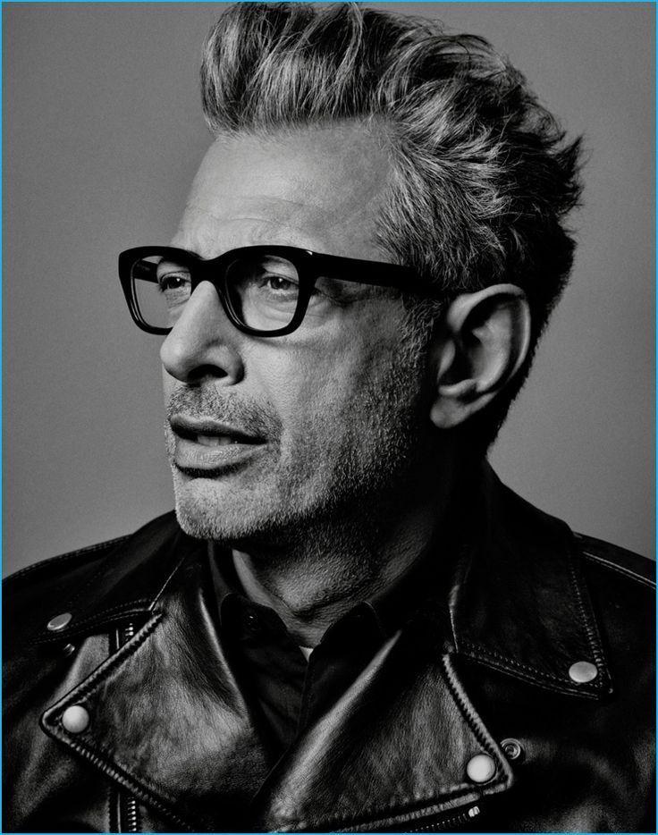 Jeff Goldblum trägt Saint Laurent zum Interview und spricht über den typischen Arbeitstag - #Arbeitstag #den #Goldblum #Interview #Jeff #Laurent #Saint #spricht #trägt #typischen #über #und #zum #hollywoodmen