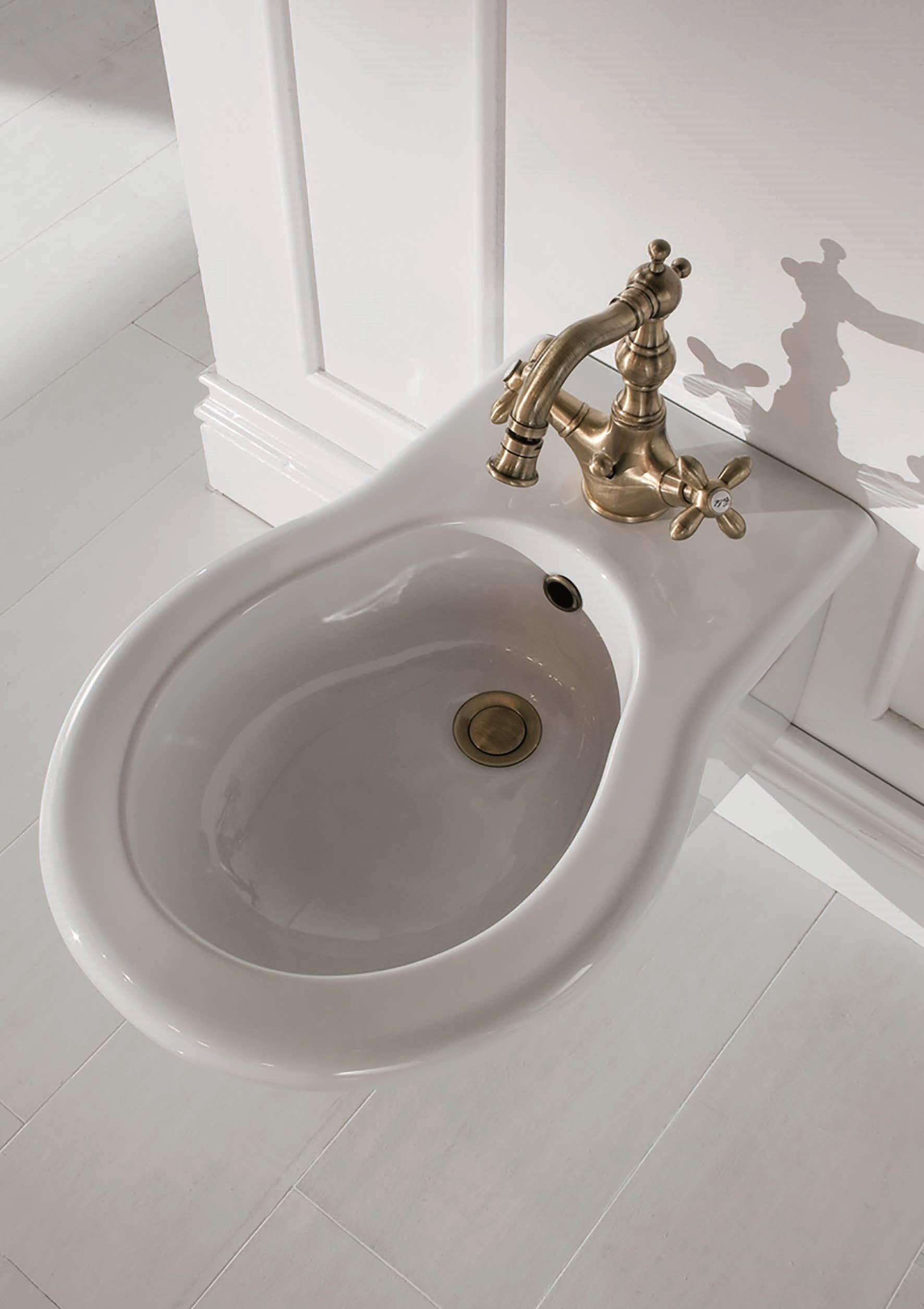 Bidet Richmond Gaiamobili Bathroom Bagno Arredobagno Interior