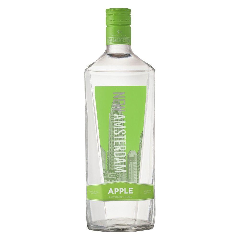 New Amsterdam Apple Vodka 1 75l Bottle Adult Unisex Size 1 75