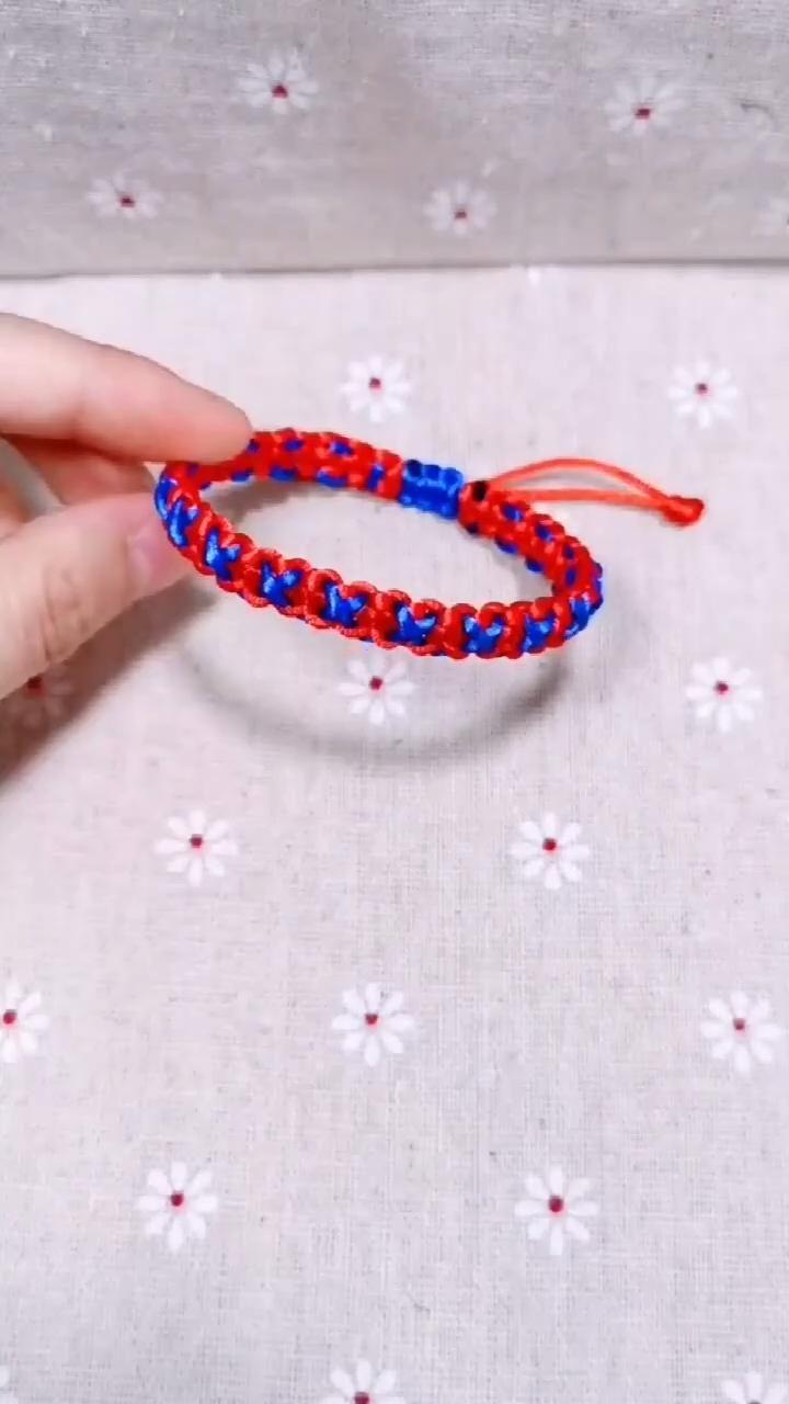 Photo of Hand rope weaving art 40