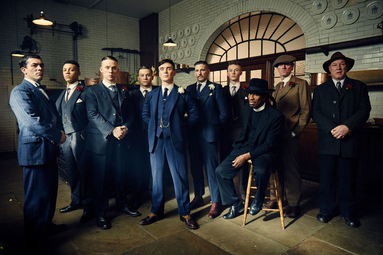 Peaky Blinders Season 3 Stills Episode 1 Cinema Series Tv