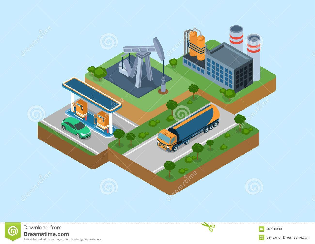 Image result for lng icon Isometric, Gas industry, Refinery