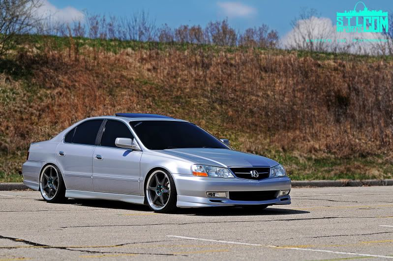 Custom Acura With Wheels Tl S 2002 2002 Acura Tl Type S Project