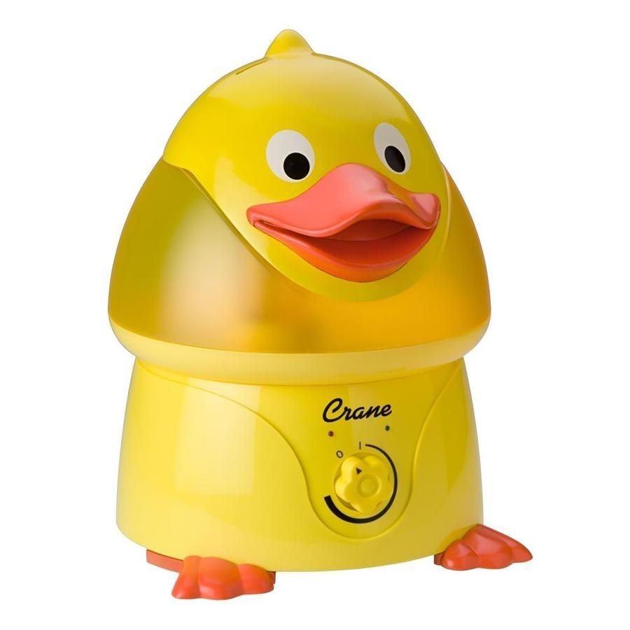 Crane Adorable Humidifiers 1 Gallon Tabletop Ultrasonic Humidifier (For Rooms 401 1000 sq ft)