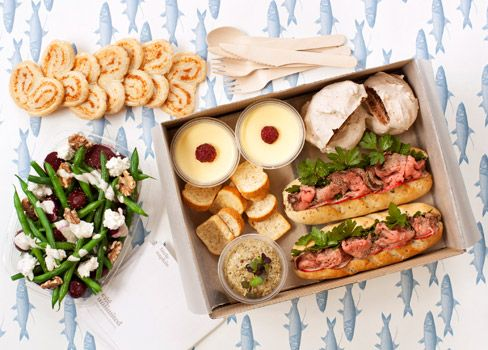Fun and taste with a gourmet picnic - Idee per un picnic gourmet ...