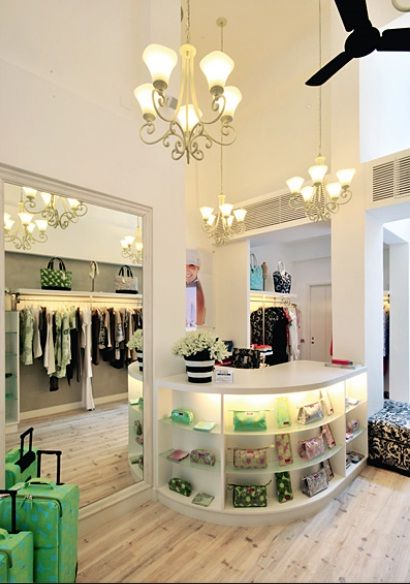 Fashion Boutiques Interior Design In Hong Kong   Amandarling.would Love For  My Closet To Look Like This