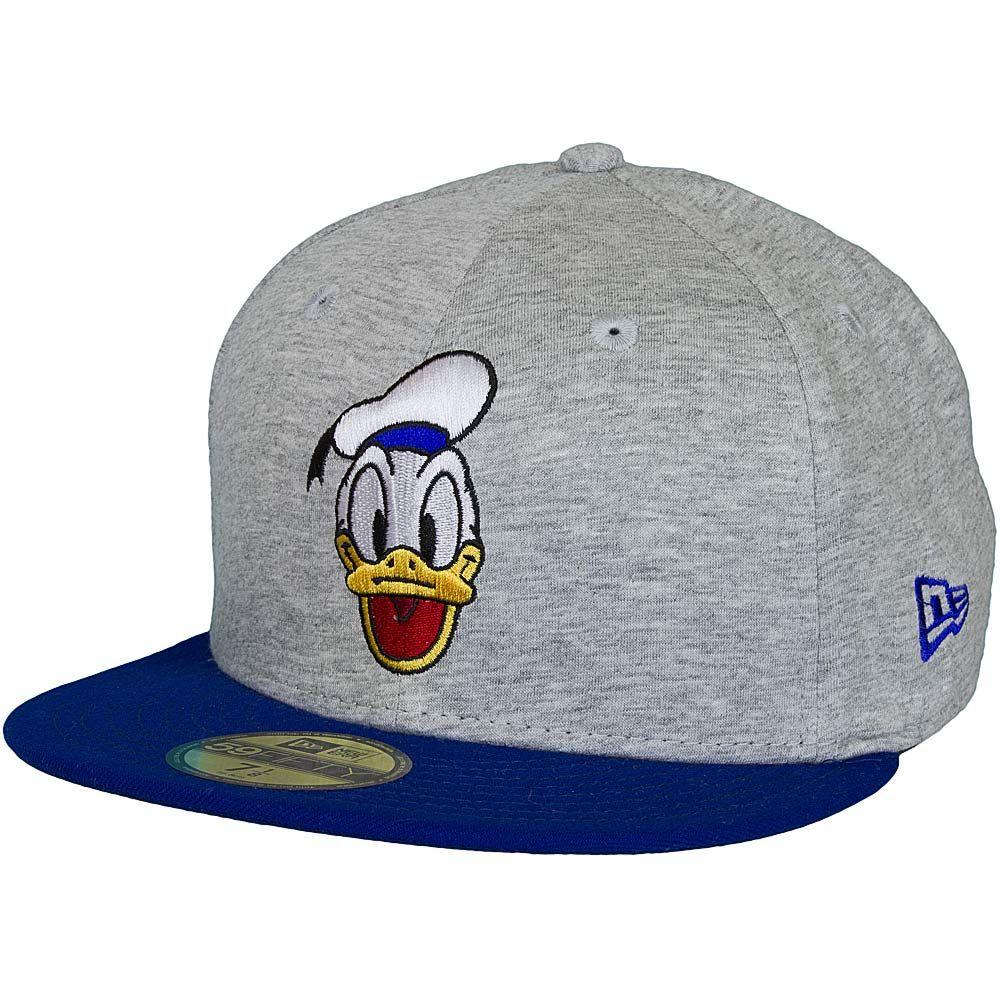 New Era 59FIFTY Jersey Cap Disney Donald Duck  637a82dfc2c5