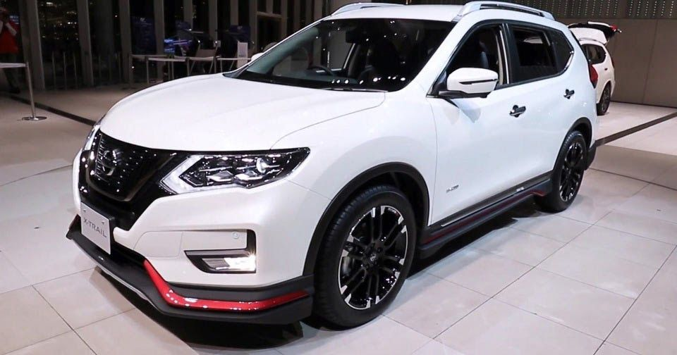 Nissan Expands Nismo Lineup Makes Rogue Look Quicker W Video