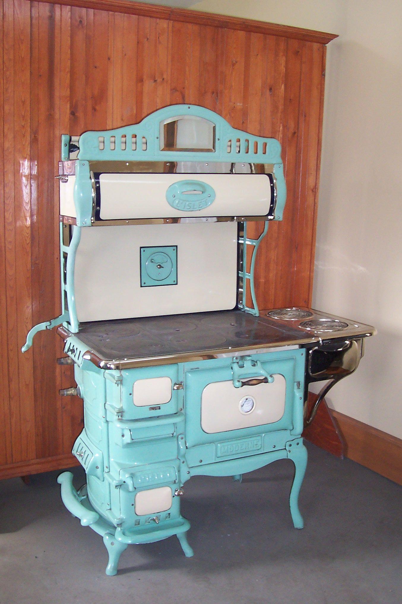 L\'islet   Les Poêles d\'antan   Antique stoves   Pinterest   Stove ...