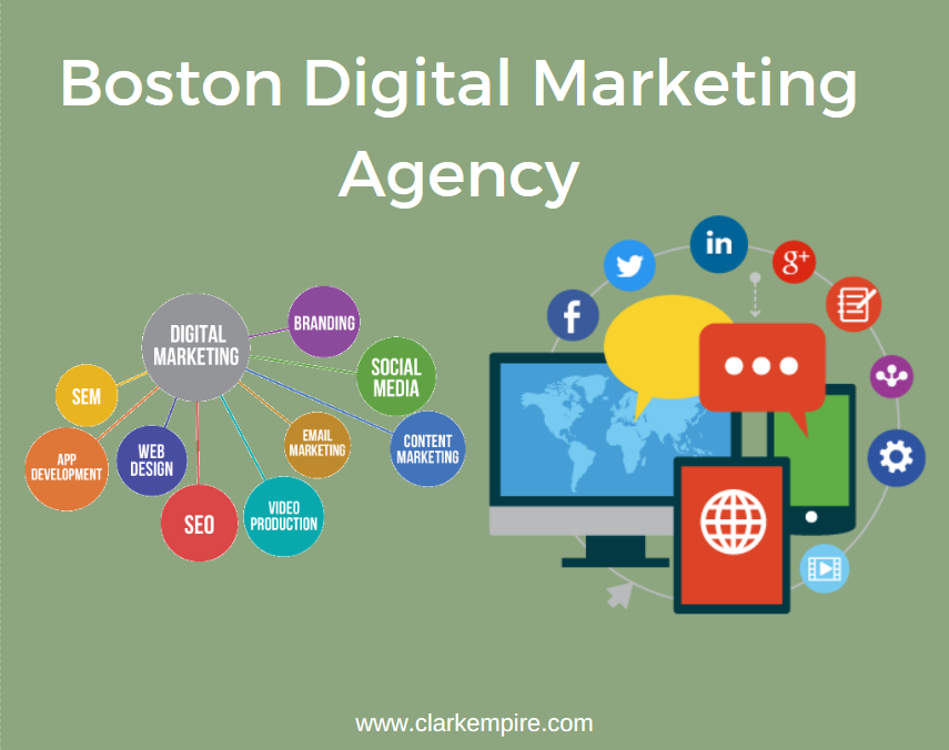 Clark Empire Is One If The Best Digital Marketing Agency In Boston Visit Us And Get The Best Seo Ppc Web Digital Marketing Digital Marketing Agency Marketing