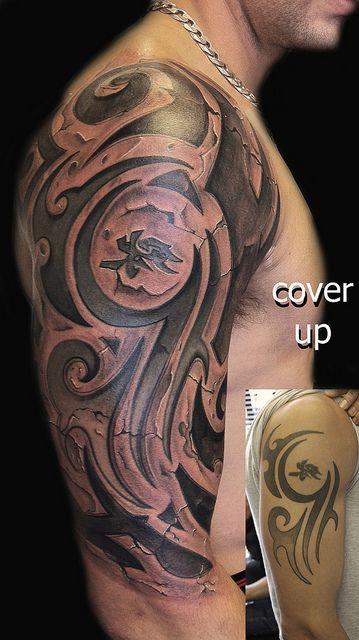 3d Tattoo Google Sogning 3d Tribal Tattoo Tribal Tattoos For Men Tribal Tattoos