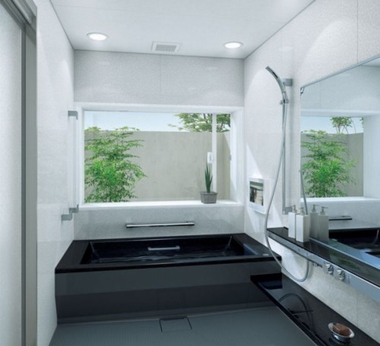 Exceptionnel Ellegant And Luxury Small Bathroom Design