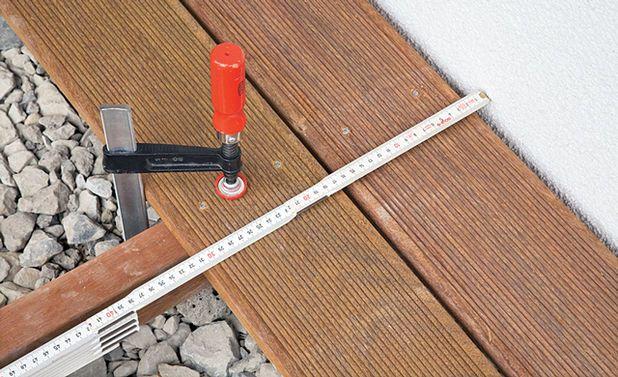 Bangkirai-Terrassendielen Holzterrasse, Bangkirai und Bangkirai - bankirai terrasse verlegen vorteile