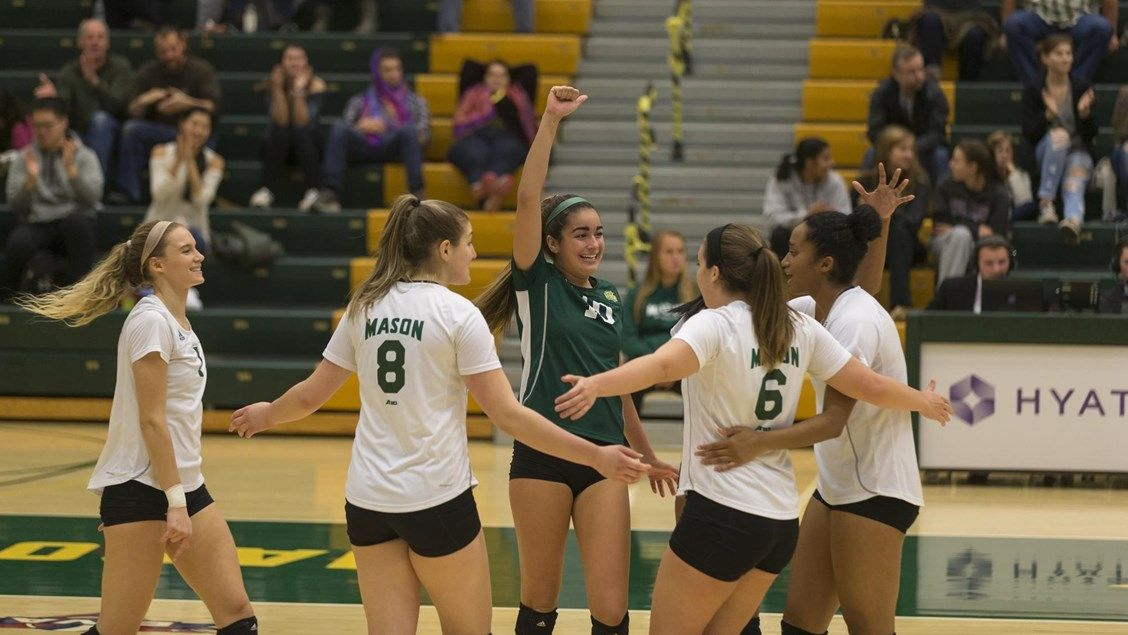 George Mason Adds Four To Spring Signing Class Volleyball News George Mason University Women Volleyball