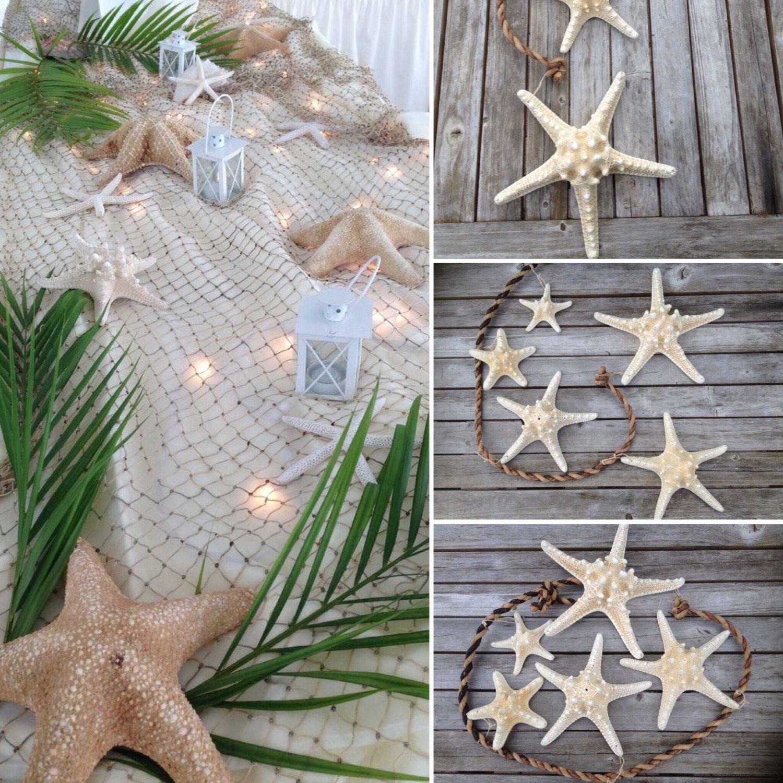 Beach Wedding Decorations Starfish Centerpiece Starfish Wedding