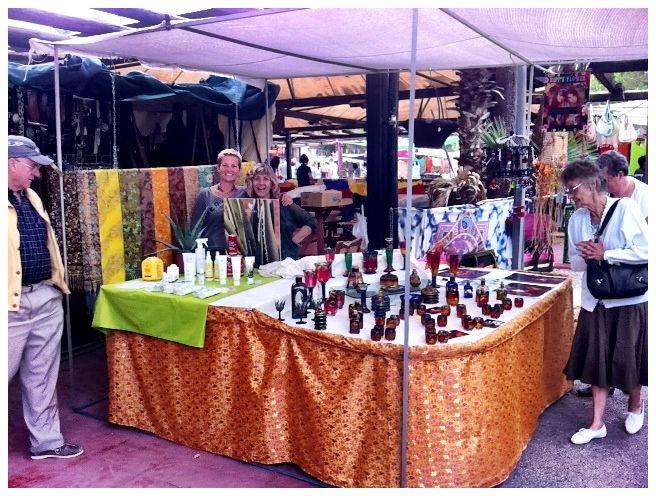 mercado Es Canar Ibiza