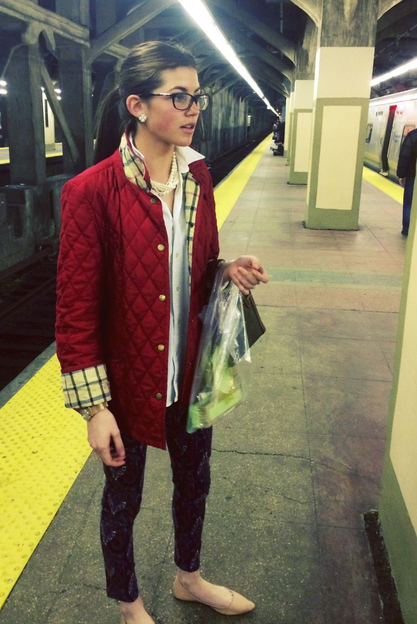 burberry coat … | Pinteres… : red burberry quilted jacket - Adamdwight.com
