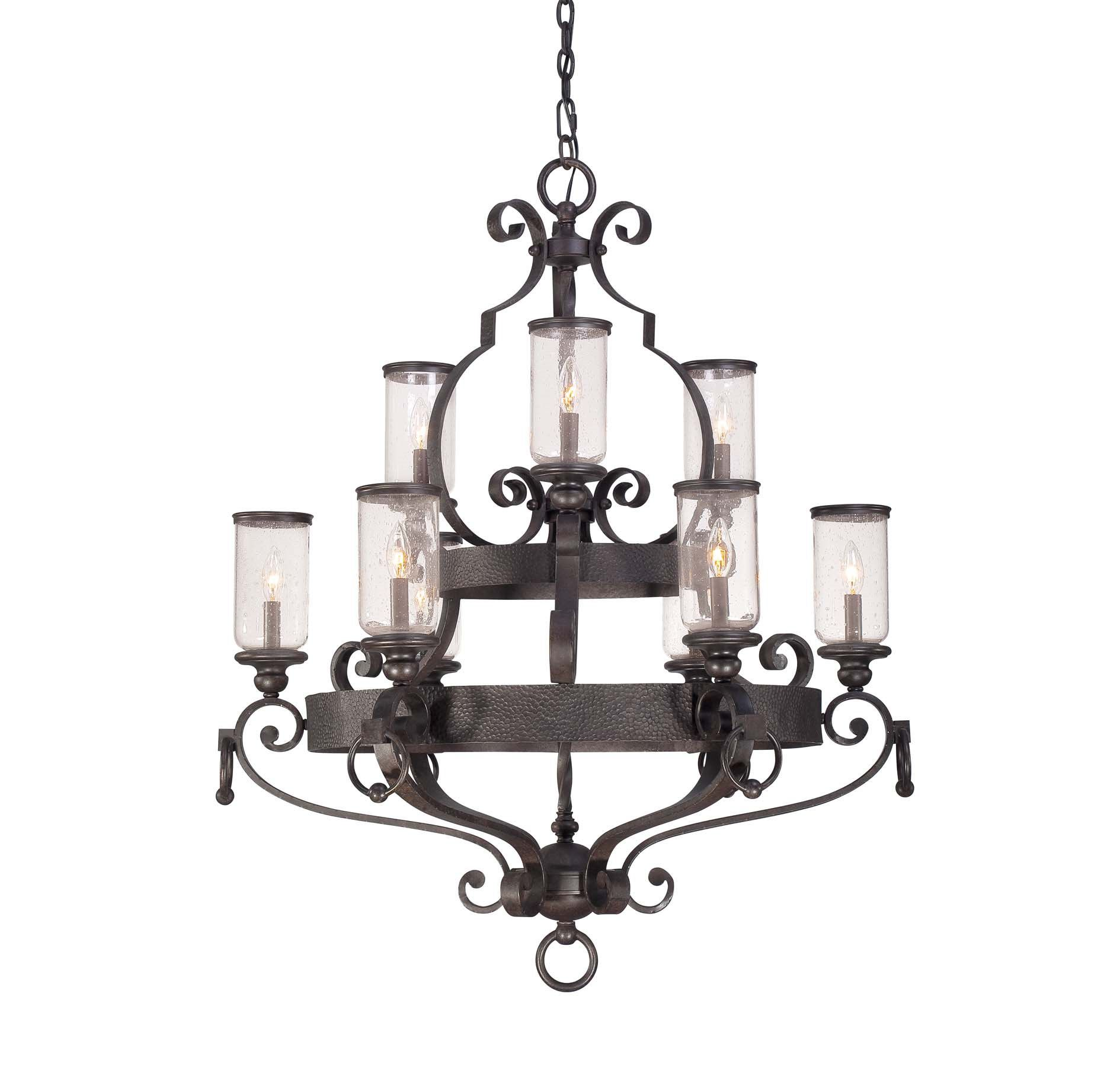 South Shore Decorating: Savoy House Lighting 1-6981-9-17 Highlands Traditional Chandelier SVH-1-6981-9-17