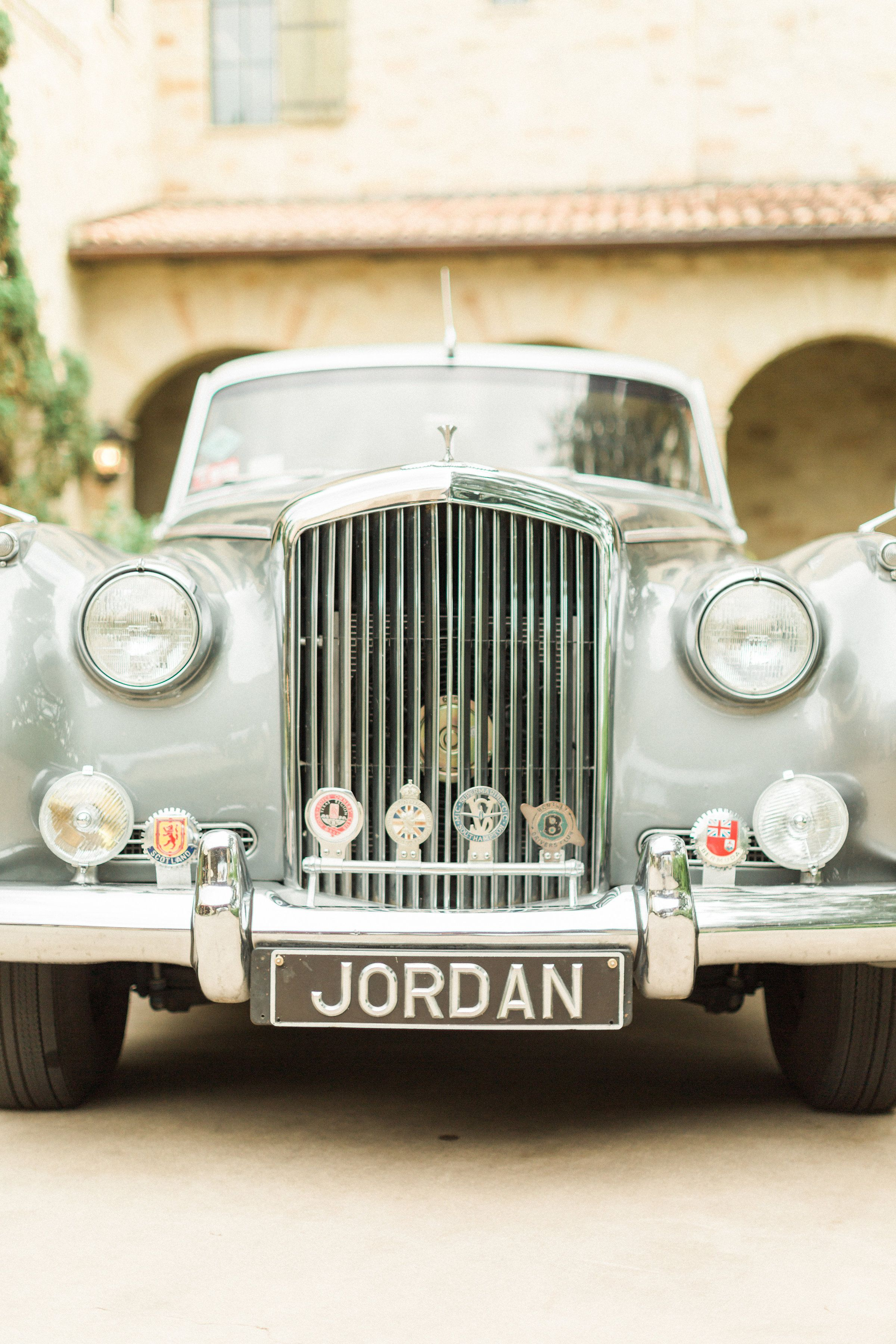 You\'ll Love This Nude Color Palette In Repose | Vintage wedding cars ...