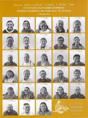 11th Nunavik Elders Conference, Umiujaq 1994