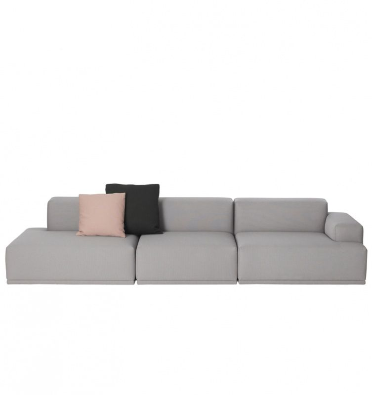 Muuto Connect Modular Sofa Iliana Ivanova From Nest Co Uk 3 040 00 Around Coffee Table Small 279 Is A Seating System Based On