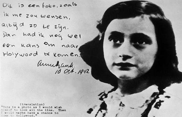 5 Frases De Ana Frank Que Dan Esperanza Anne Frank House