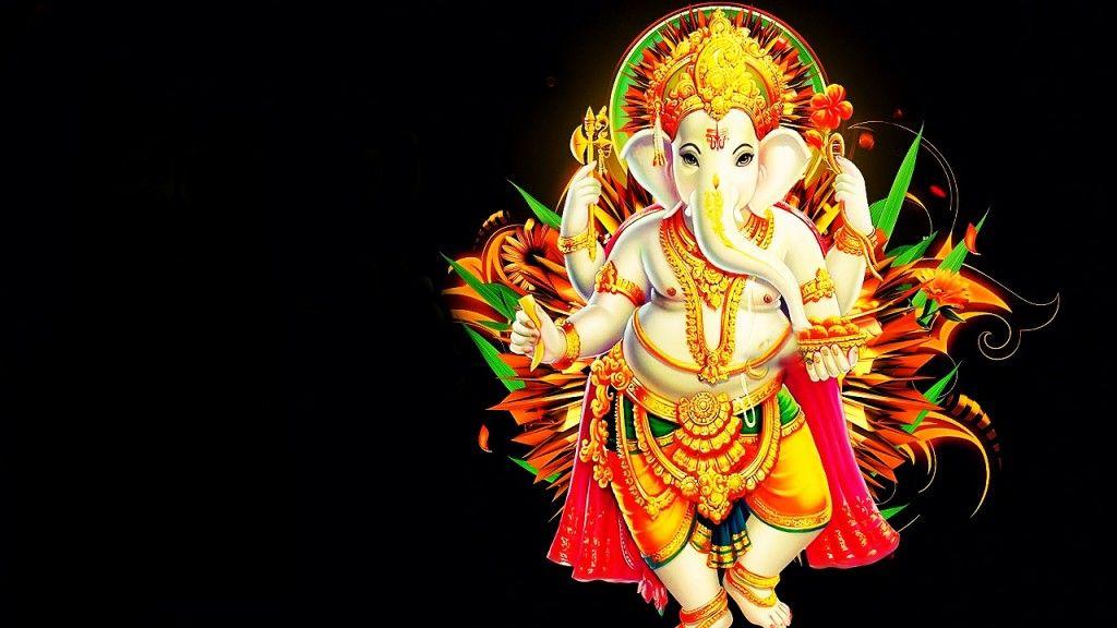Tulsi Plant Hd Wallpaper: Vinayaka Chavithi Telugu Images Wishes HD Wallpapers
