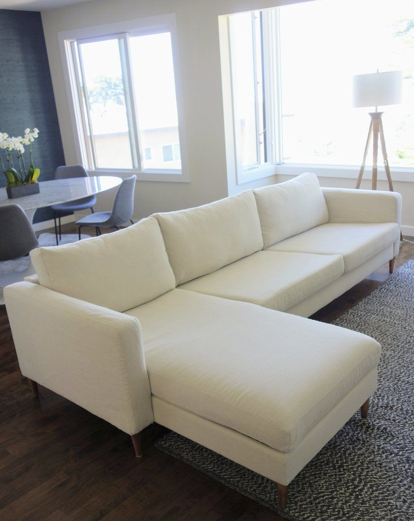 How i turned my ikea couch into an designer sofa pinterest