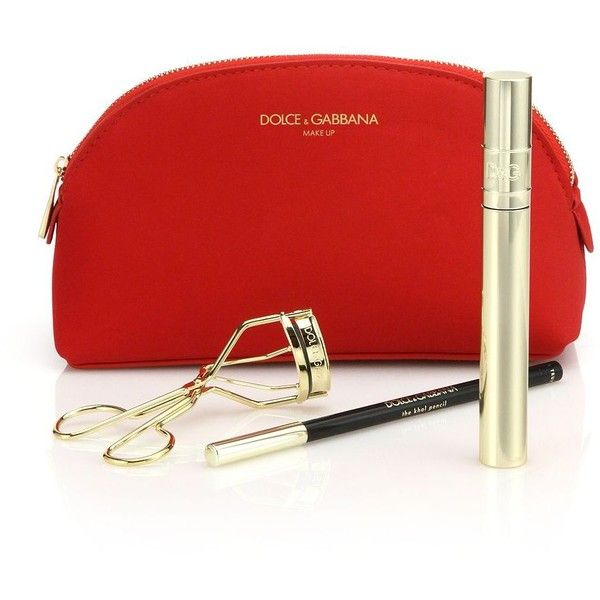 Dolce & Gabbana PassionEyes Set ($67) Liked On Polyvore