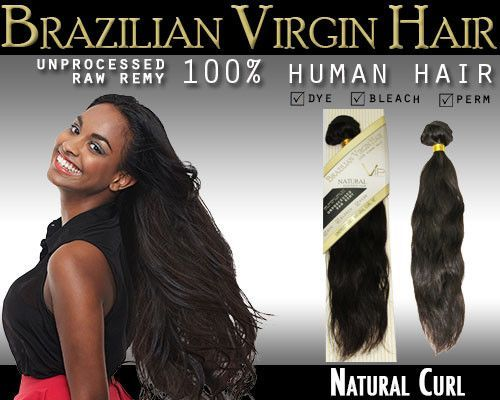 VIP Collection Brazilian Virgin Hair / Natural Curl – VIP Extensions