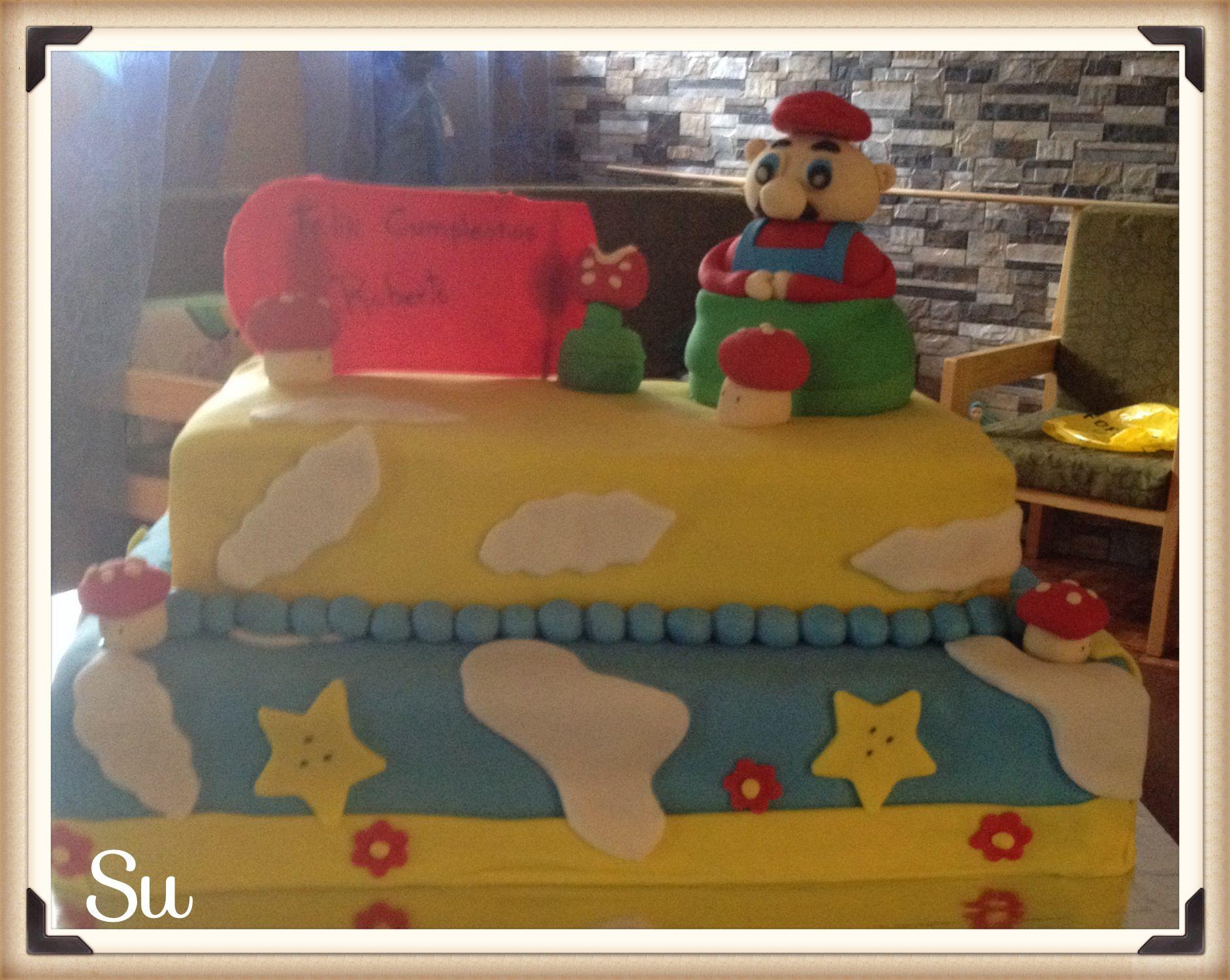 Queque de Mario