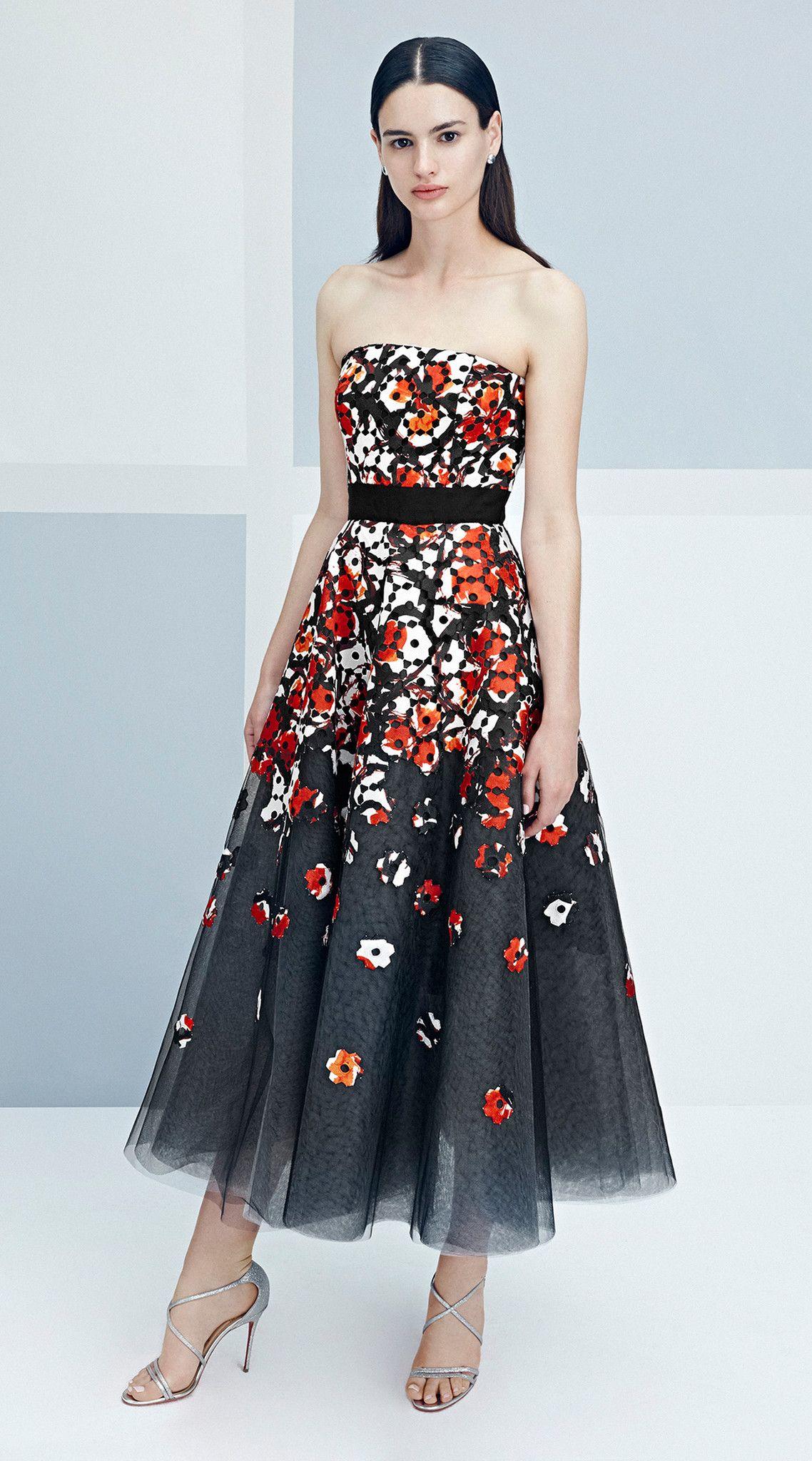 Sachin & Babi Noir Floral Norman Gown Lyst jαɢlαdy