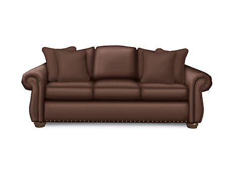 Woodrow Sofa by LazyBoy Cover Type: Leather Cover Color ...
