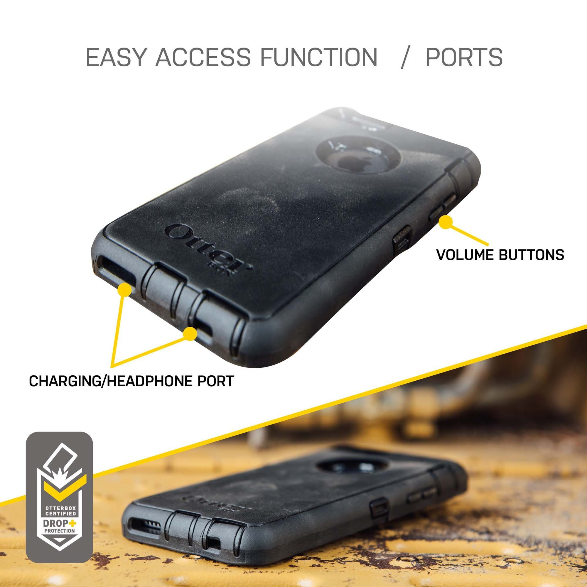 best website ea992 78d3b OtterBox DEFENDER iPhone 6 Plus/6s Plus Case Retail Packaging INDIGO ...