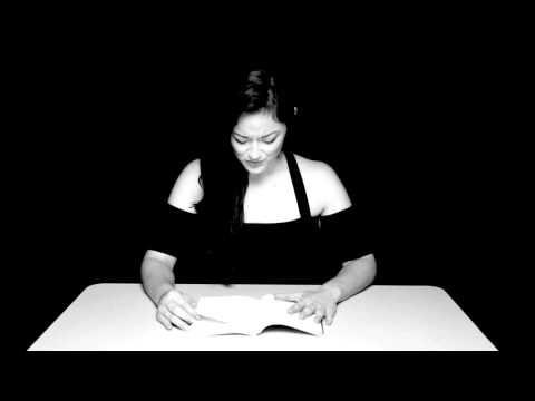 Hysterical Literature: une fille, un livre & un vibro. Session Two: Alicia