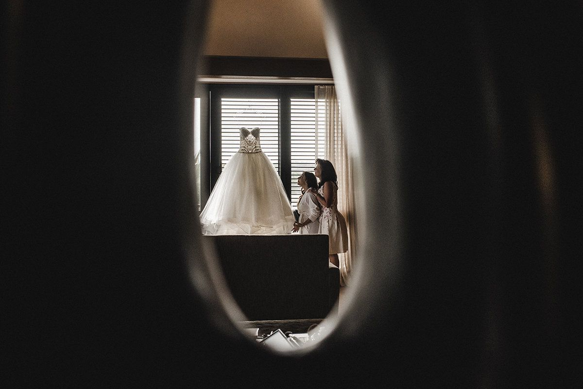 Foto del matrimonio di ottobre  6 di Víctor Martí sul MyWed