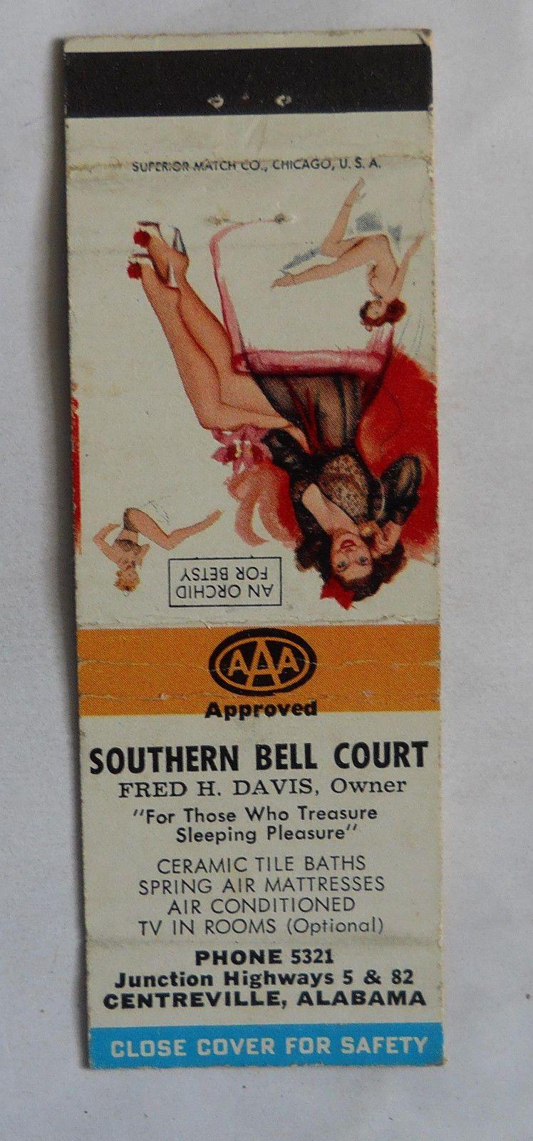 Southern Bell Court, Centreville AL Spring air mattress