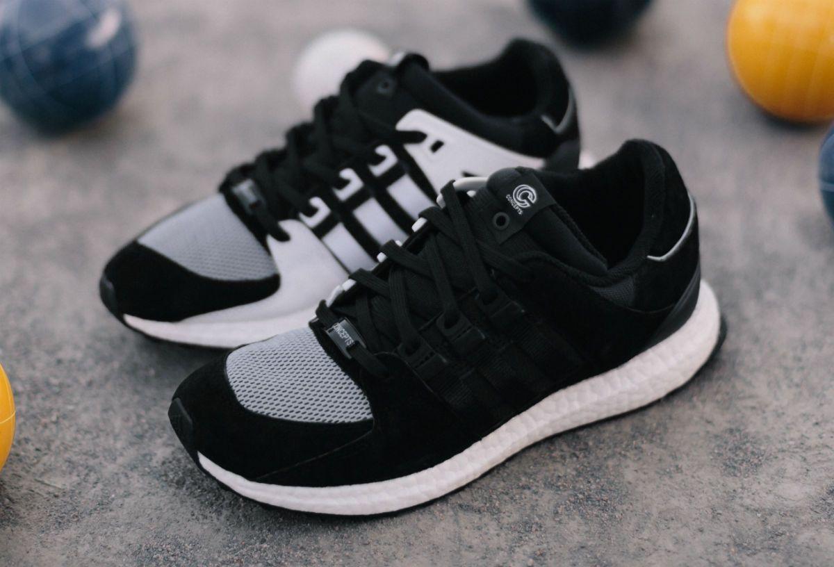 concepts x adidas eqt ultra boost black pair adidas originals