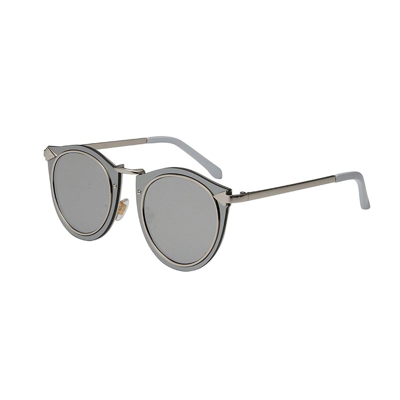 5fc7c3867f7c GAMT Polarized Round Sunglasses for Men Vintage Cat Eye Designer man buns  ** Shop now