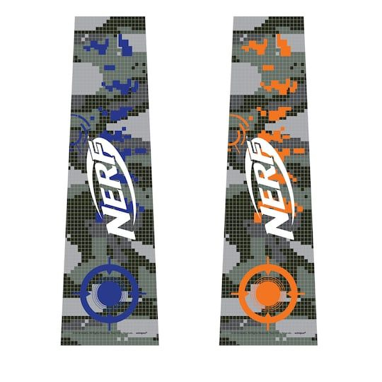 Nerf Party Team Arm Sleeve Party Favors, 4ct