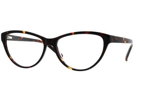 650a795952 Tortoiseshell Acetate Full-Rim Frame with Spring Hinges  633625