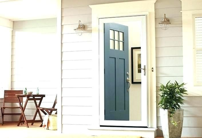 wood storm doors home depot screen and storm doors home on home depot paint sale id=73409