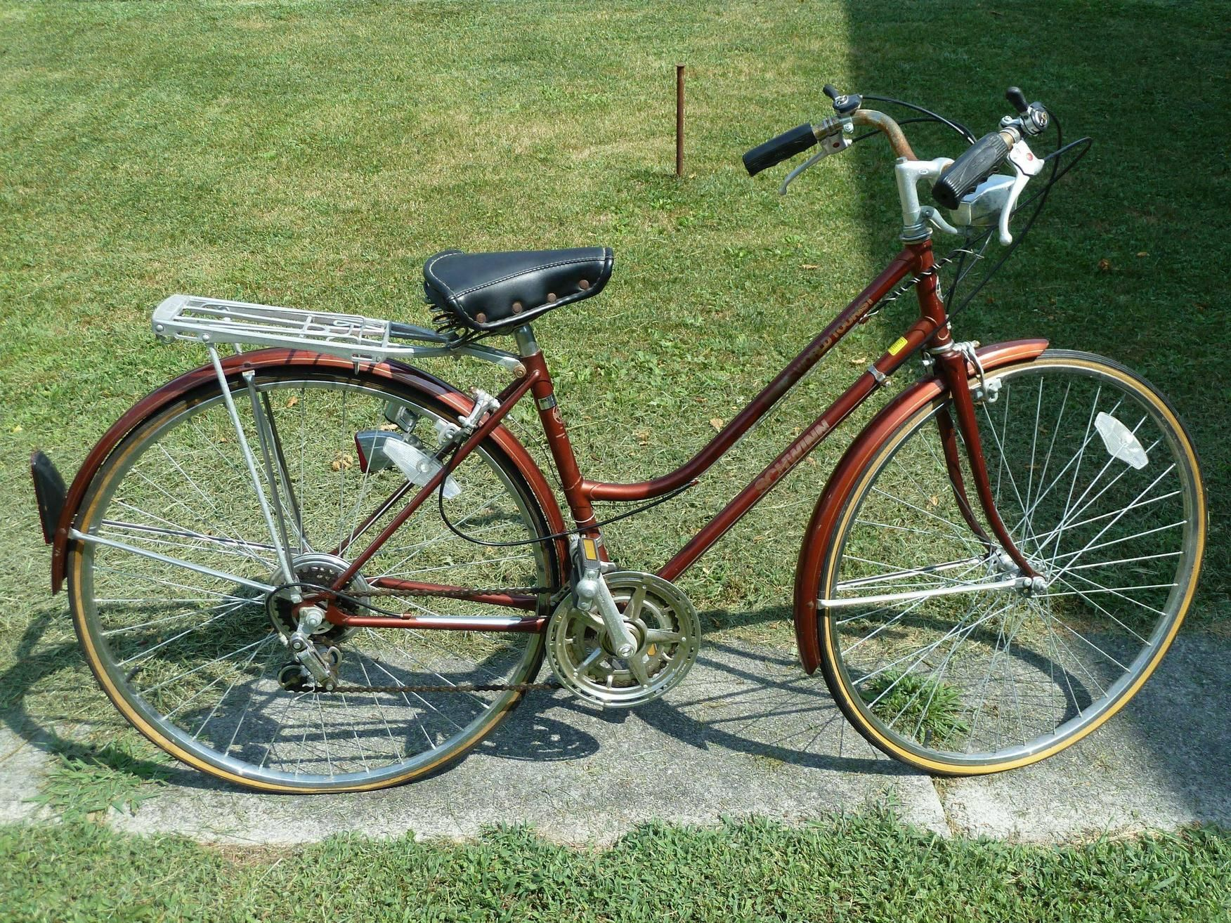 Schwinn World Tourist Like My Estate Sale Find Minus The Luggage