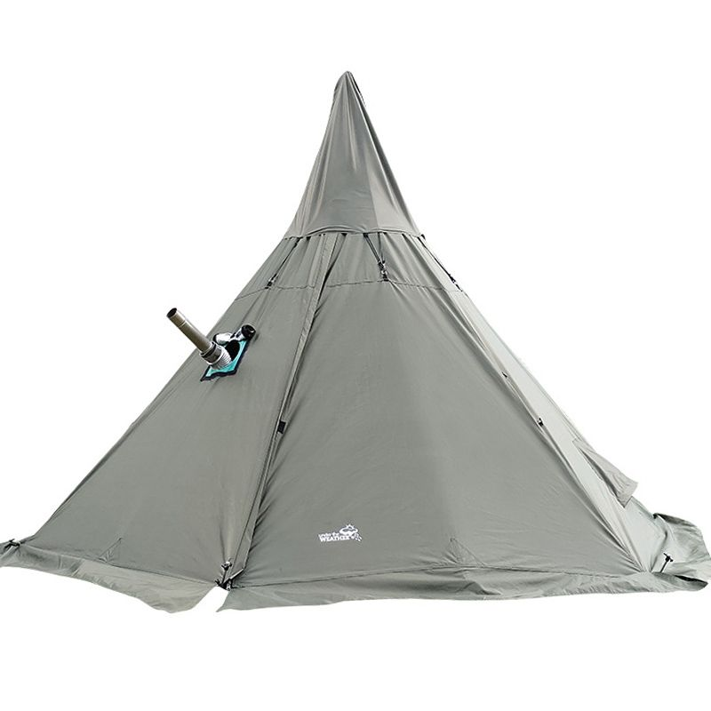 4 season tent with stove jack